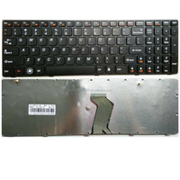 US Laptop keyboards For Lenovo G580 Z580A G585 Z585 B580 V580 G780 G770 G590 keyboards