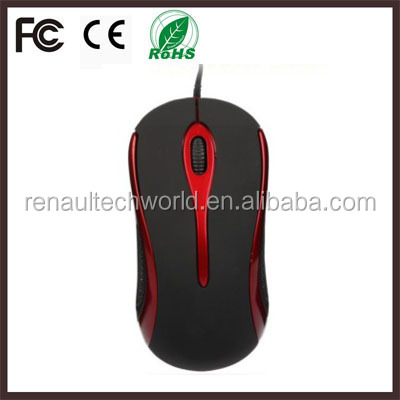Computer hardward drivers fcc standard 3d optical mouse