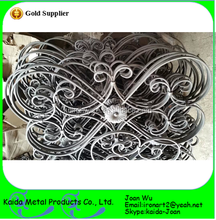 Decorative Wrought Iron Panels For Fencing/ Gate/Railing/Balcony