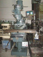 used milling machine X2 bridgeport