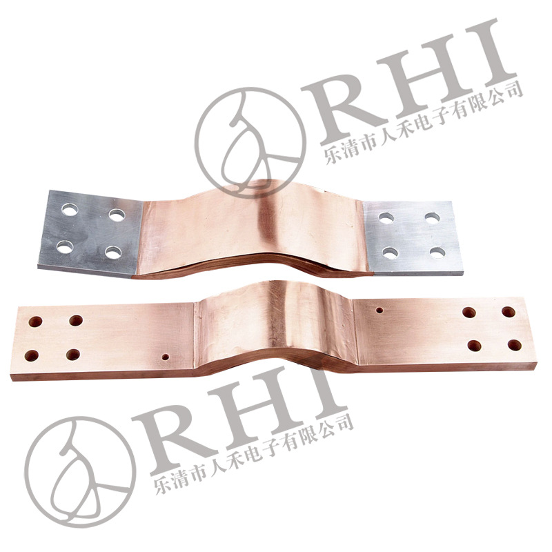 Power busbar flexible insulated busbar