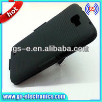 Hot sell Combo Holster Case For Samsung NOTE 2 N7100 Hard Plastic Phone Case
