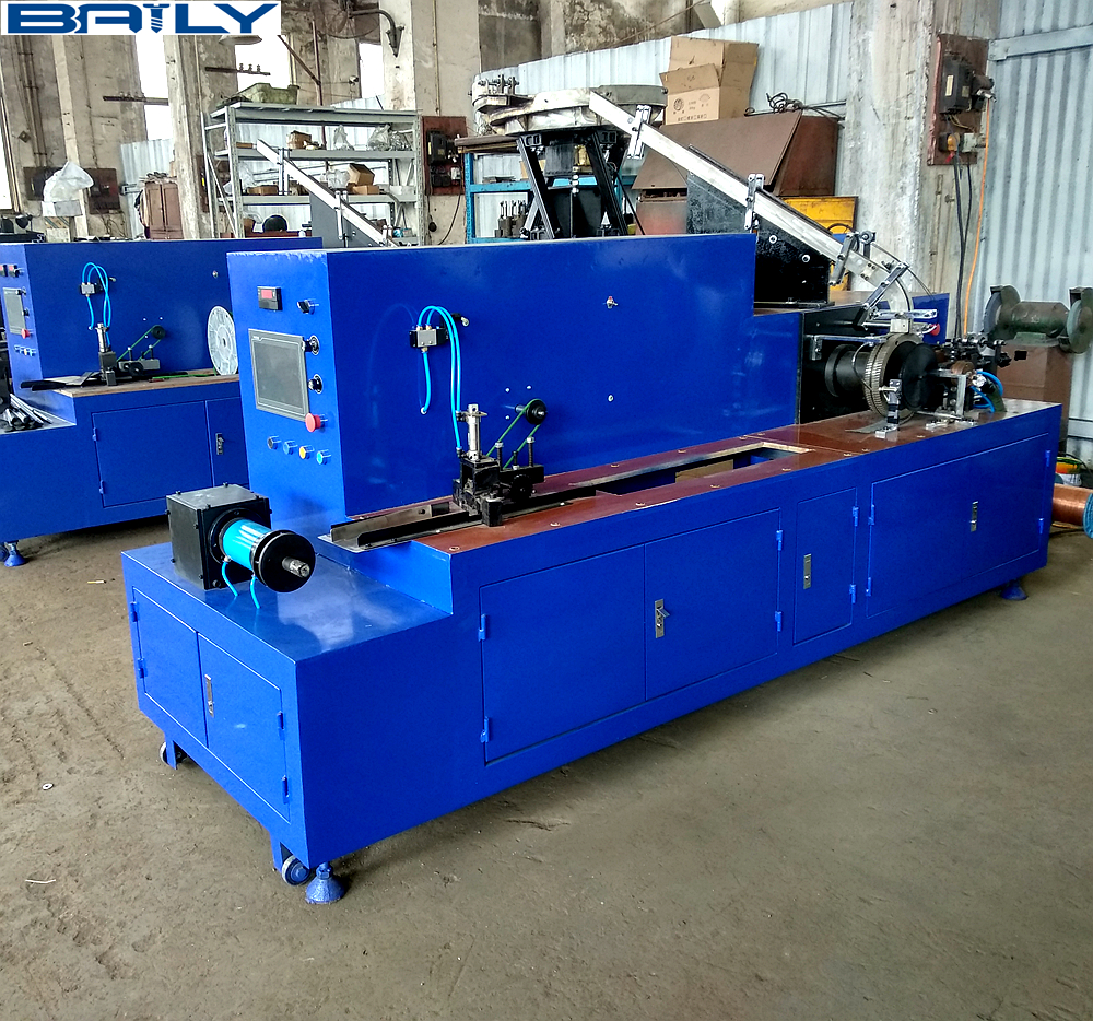 Factory Directly Supply Steel Wire Nail Making Machine for Germany market