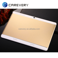 10.1 Inch Quad Core 3G Tablet PC with Phone Call Function, Cheap 10 Inch Tablet with Metal Cover