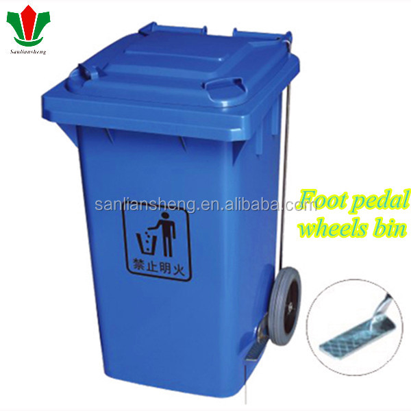 Household used plastic fruit waste bins for sale