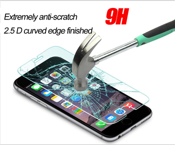 9H Premium Tempered Glass Mobile Phone Screen Film For iPhone6 plus Screen Protector