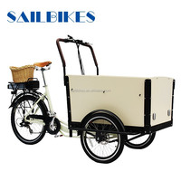 high quality front cargo tricycle
