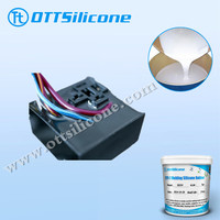 Liquid silicon rubber potting sealant for electronic power supplies from china