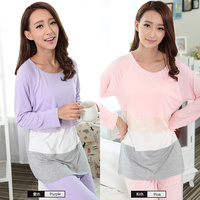 Factory supply New models formal ladies night sleeping wear AK188