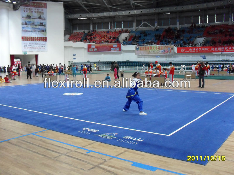 The Beijing International Wushu Games