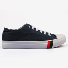 Womens/ Men's Shoes Canvas Sneakers Dark Blue