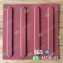 PVC vinyl floor tile interlocking removable plastic floor tiles