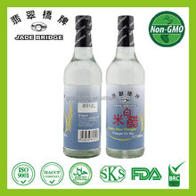 Chinese seasonings rice brewed White vinegar