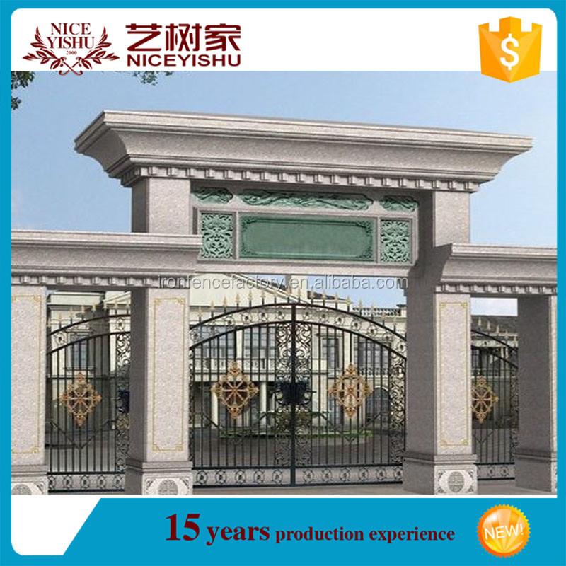Entrance Gate Roof Design The Expert