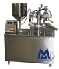 Micmachinery hot sale toothpaste tube filling machine cosmetic cream filling machine soft tube filling and sealing machine