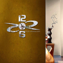 New products Acrylic 3d Sticker Wall Stickers Home Decor Mirror Wall Clock Large Still Life living room taobao agent