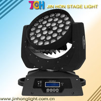 6 in 1 RGBWYUV Zoom moving head light