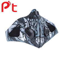 PT Sports Bicycle Winter Thermal Mask Anti Dust Motorcycle Cycling Neck Bike Mask Protector Face Shield