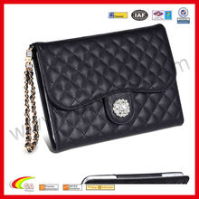 Ladies Leather Handbag Case for iPad Mini
