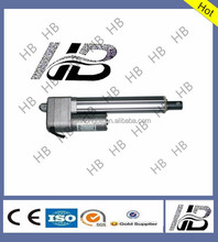 dc worm gear motor 400mm linear actuator