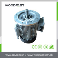 50Hz 1500rpm three phase asynchronous electric motor 220v 4kw