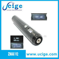 Best Selling Zmax V2 ecig with top quality