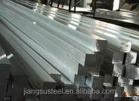 astm aisi 304 304l 316 316l stainless steel angle bar hexagonal bar stock