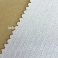 100% Cotton Plain Weave Pure Cotton 100 gsm Fabric for Lining