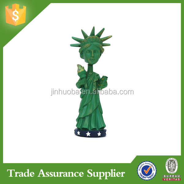 Authentic Statue Of Liberty Booblehead Souvenir From Statue Of Liberty Gift Store
