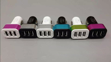 For iphone samsung mobile phone 5v 2 amp usb car charger.