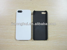 2013 design plastic hard back colorful quicksand case for iphone5