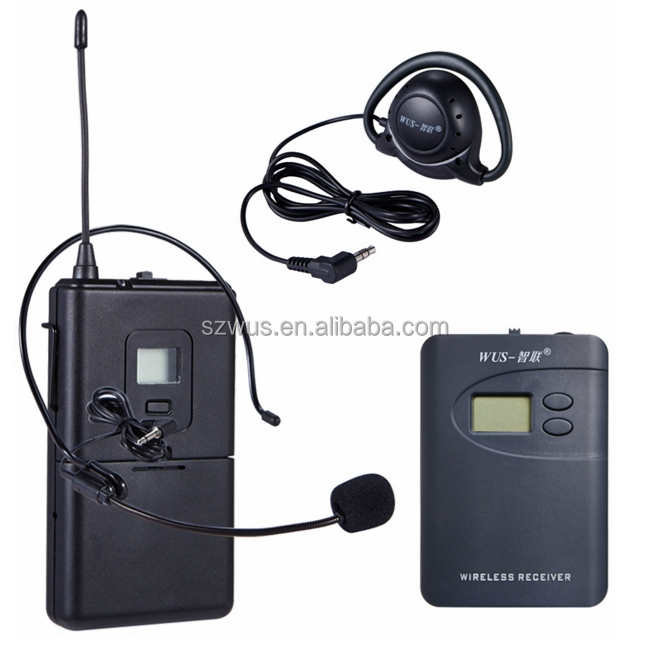 radio tour guide system/radioguide for visiting,meeting, translation,trainning