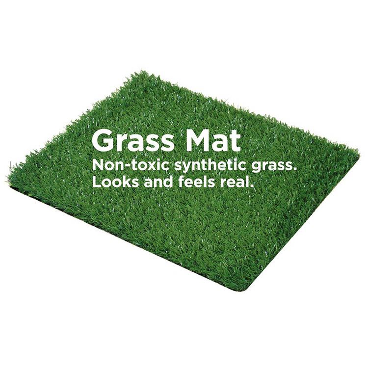 Artifitial Turf For Pet Training Grass Pads Dog Potty Patch Replacement Grass Mat