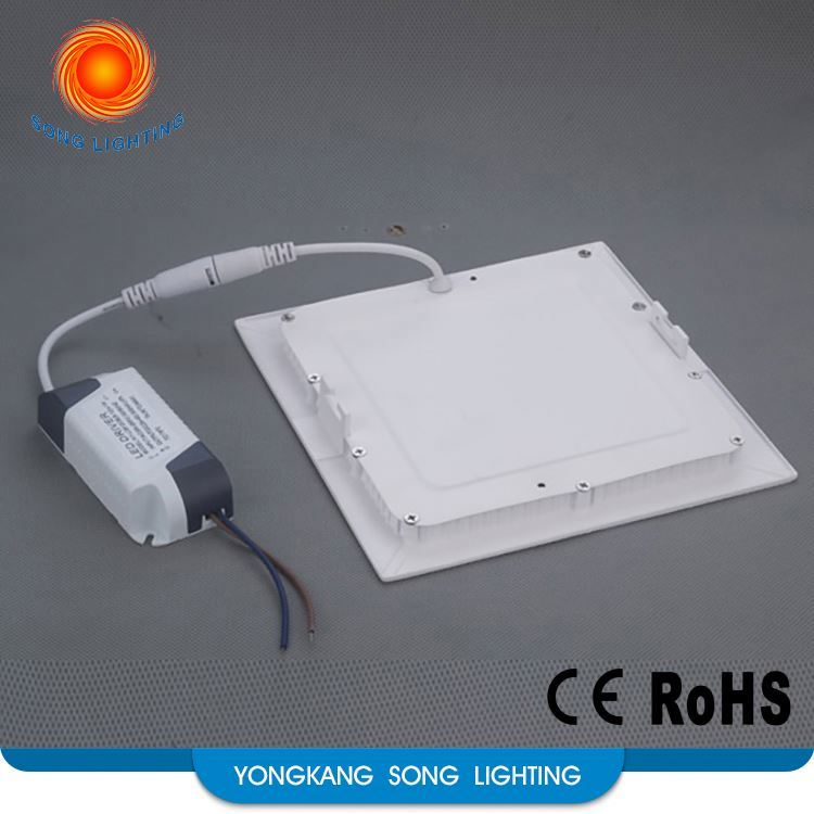New products custom design power saving led garden panel lights solar