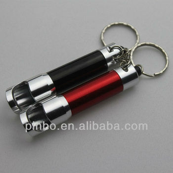 Key Ring Bottle Opener Flashlight