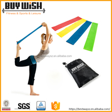 Factory Custom Exercise Loop Resistance Bands Set