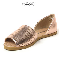 China wholesale flat sandals women