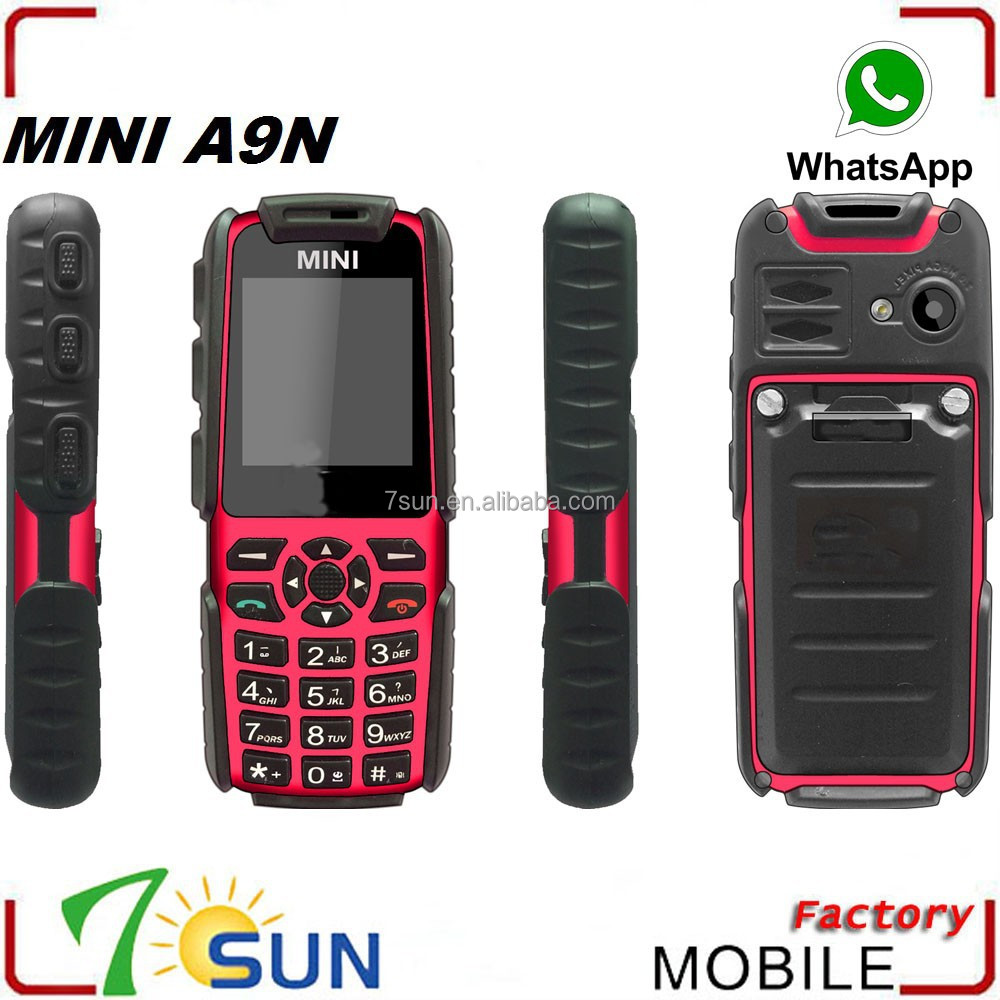 A9N mini projector mobile phone