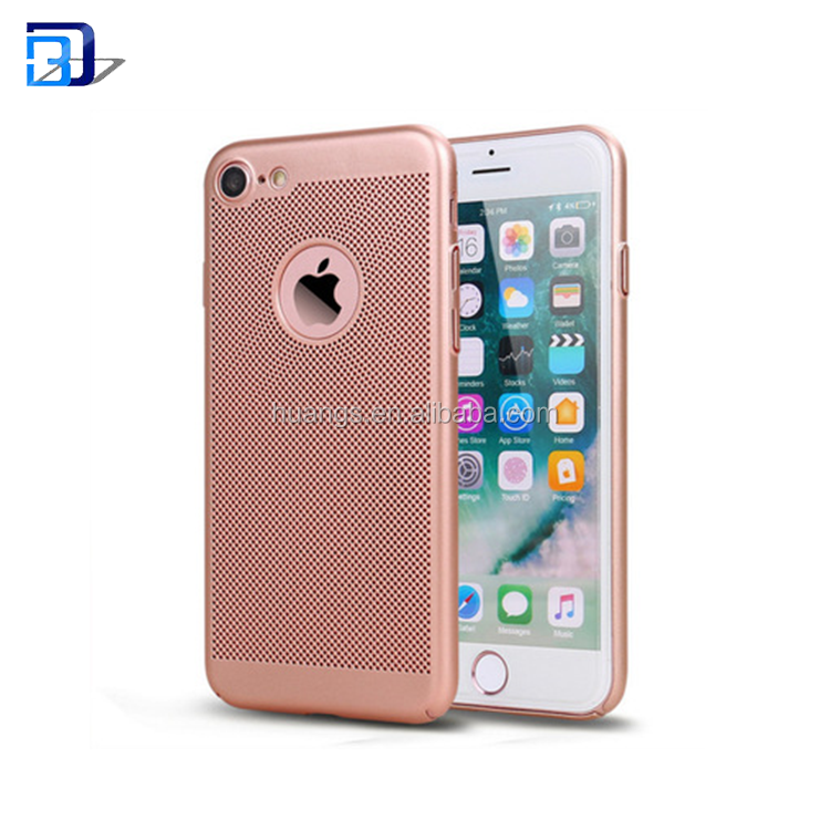 Mobile Phone Accessories Case Heat Dissipation Dull Polish For iphone 7 Case Mobile Phone