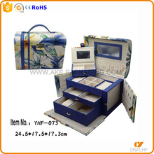 customized wholesales design jewelry box vietnam manufacturer