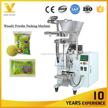 Auger Weighing Pouch Powder Wasabi Powder Packing Machine