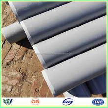 wholesale large diameter pvc waste pipe water slot filter slotted 300mm pvc pipe price