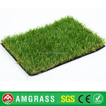 Wholesale 40mm anti uv garden artificial grass for decoration