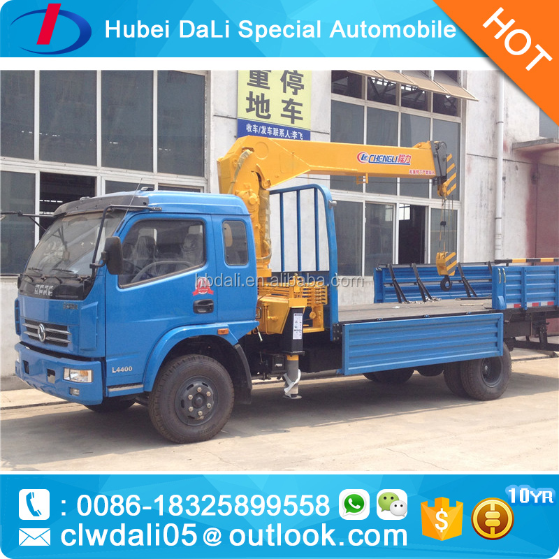 Truck with crane truck mounted crane for sale