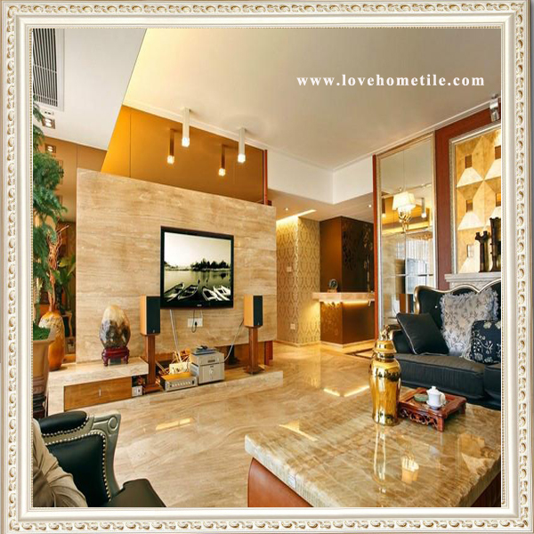 Alibaba Latest Design Square Noce Travertine Marble Wall Tile