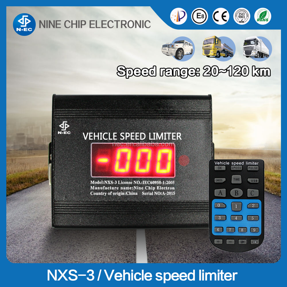 Vehicle speed limiter, latest electronic devices and woodward speed control