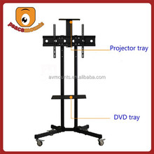 "For TVs up to 32""-70"" screen movable and free floor standing floor vesa 400x650 Wonderful tv wall mount with shelves"