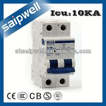 2 Pole AIR CIRCUIT BREAKER 2500A