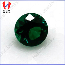 1.5mm Round Green Synthetic Spinel Nano stone