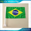 National 2014 World Cup Brazil Car window Flag